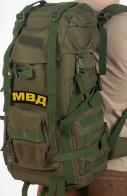 Практичный рейдовый рюкзак с нашивкой МВД - заказать онлайн