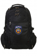 Практичный рюкзак с нашивкой ДПС.