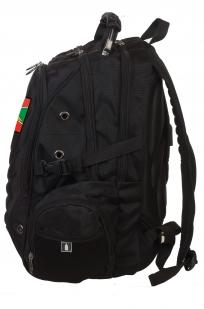 Купить практичный рюкзак с эмблемой Пограничных войск онлайн