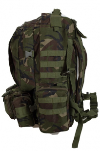 Практичный тактический рюкзак МВД US Assault - заказать в розницу