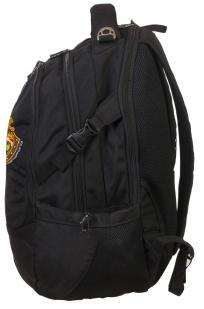Практичный вместительный рюкзак с нашивкой МВД - купить с доставкой