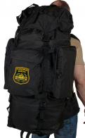 Практичный вместительный рюкзак с нашивкой Танковые Войска
