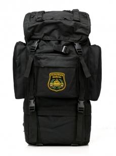 Практичный вместительный рюкзак с нашивкой Танковые Войска - купить оптом