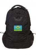 Практичный вместительный рюкзак с нашивкой ВДВ