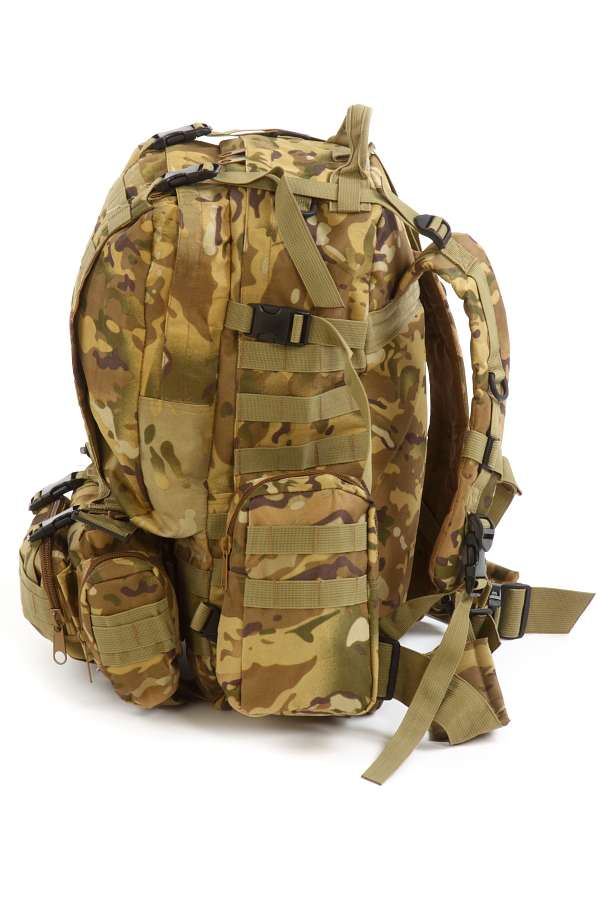 Практичный военный рюкзак ВКС от ТМ US Assault - купить в подарок