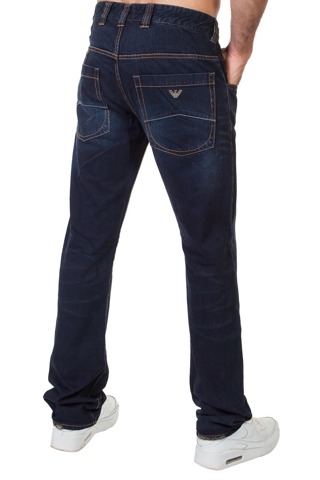 Фирменные Armani Jeans с карманами