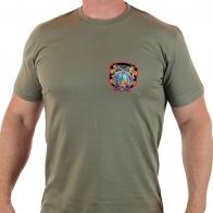 """Праздничная футболка с термотрансфером """"Победа"""""""