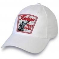 """Праздничная кепка с термотрансфером """"Победа"""""""