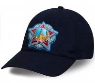 Патриотическая бейсболка с авторским принтом Ордена Победы
