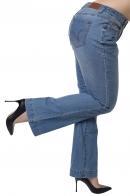 Премиум деним! Женские джинсы SHEEGO.