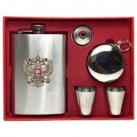Презентабельный набор с гербом РФ