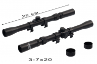 Прицел оптический Gamo 3-7x20