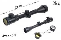 Оптическй прицел для  пневматики Gamo 3-9x40 (№4)