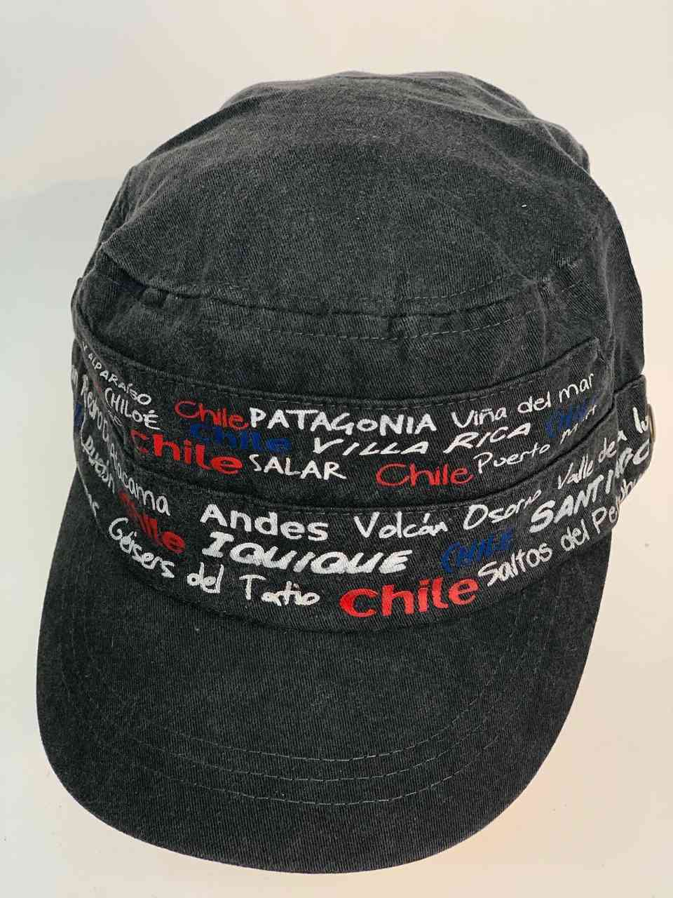 Прикольная кепка для путешественников