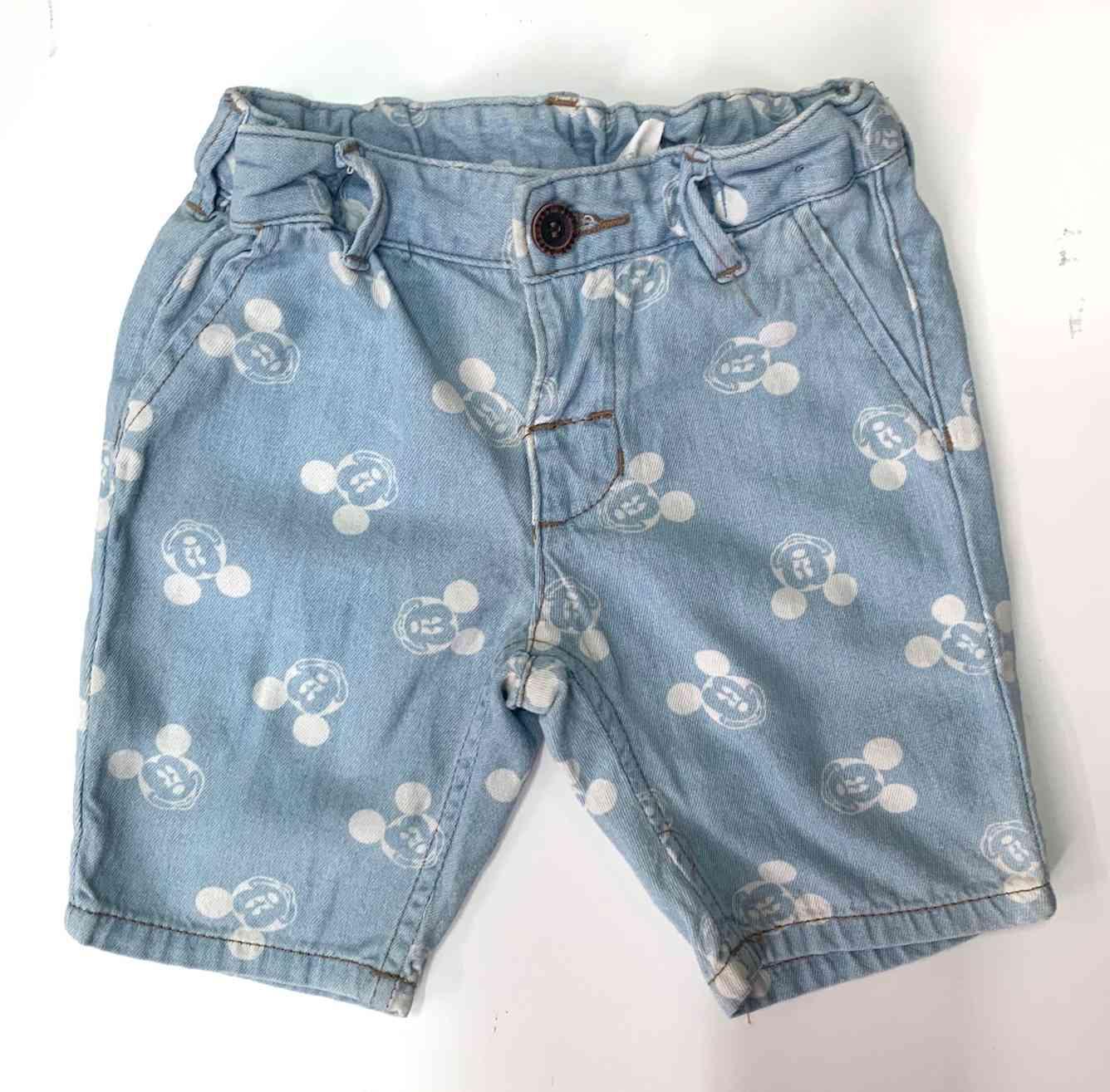 Прикольные детские штанишки с Микки Маусом