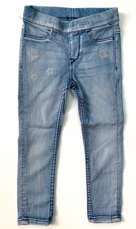 Прикольные джинсы для маленьких модников