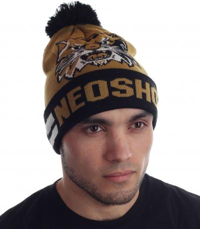 Примечательная мужская шапка удобного фасона почитателям спорта на природе
