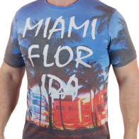 Красивая мужская футболка Holiday Shop