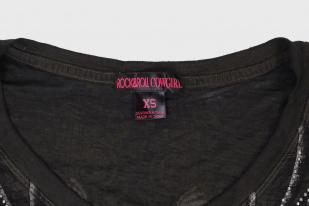 Принтованная женская кофта от топового бренда Rock and Roll Cowgirl
