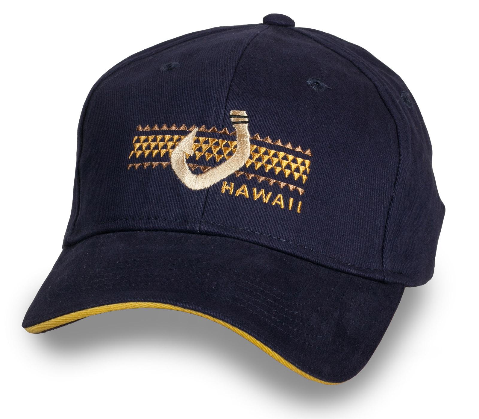 Привлекательная мужская бейсболка Hawaii