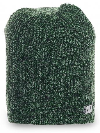 Привлекательная мужская шапка бини бренда Neff модного меланжевого цвета