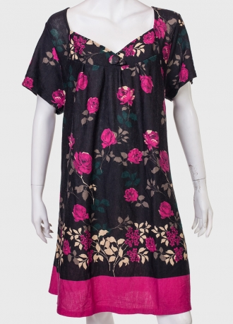 Купить привлекательное платье с розами