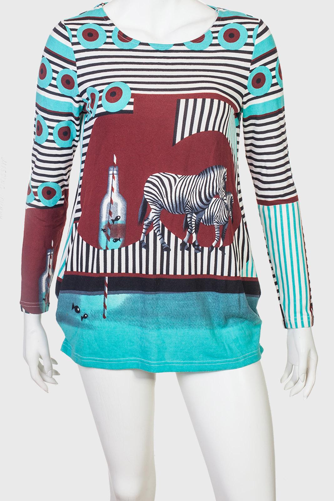 Привлекательное стильное платье-туника от бренда MISSING JOHNNY