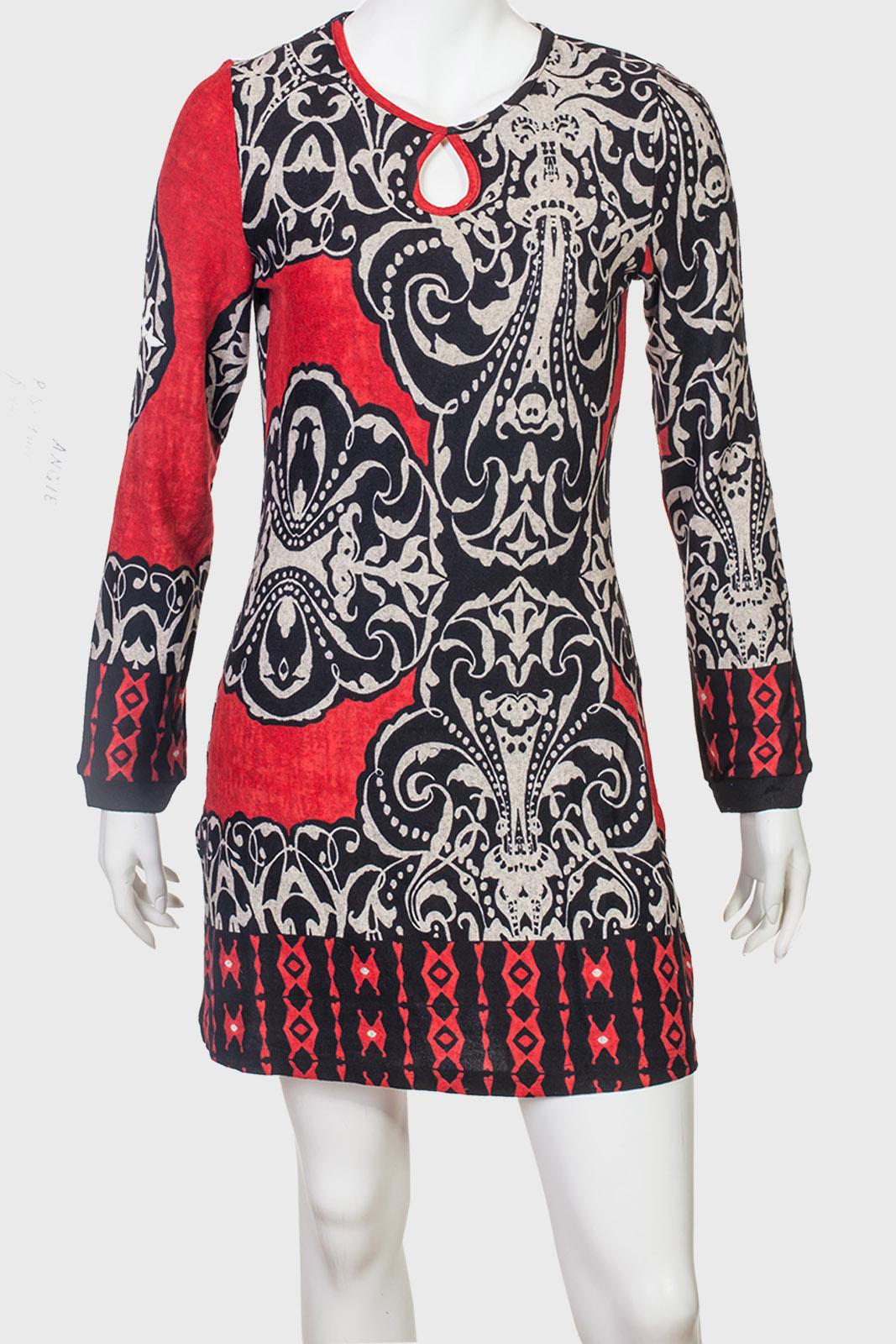 Привлекательное женское платье от Angie