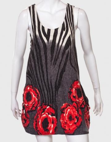 Привлекательное женственное платье-сарафан от Adore