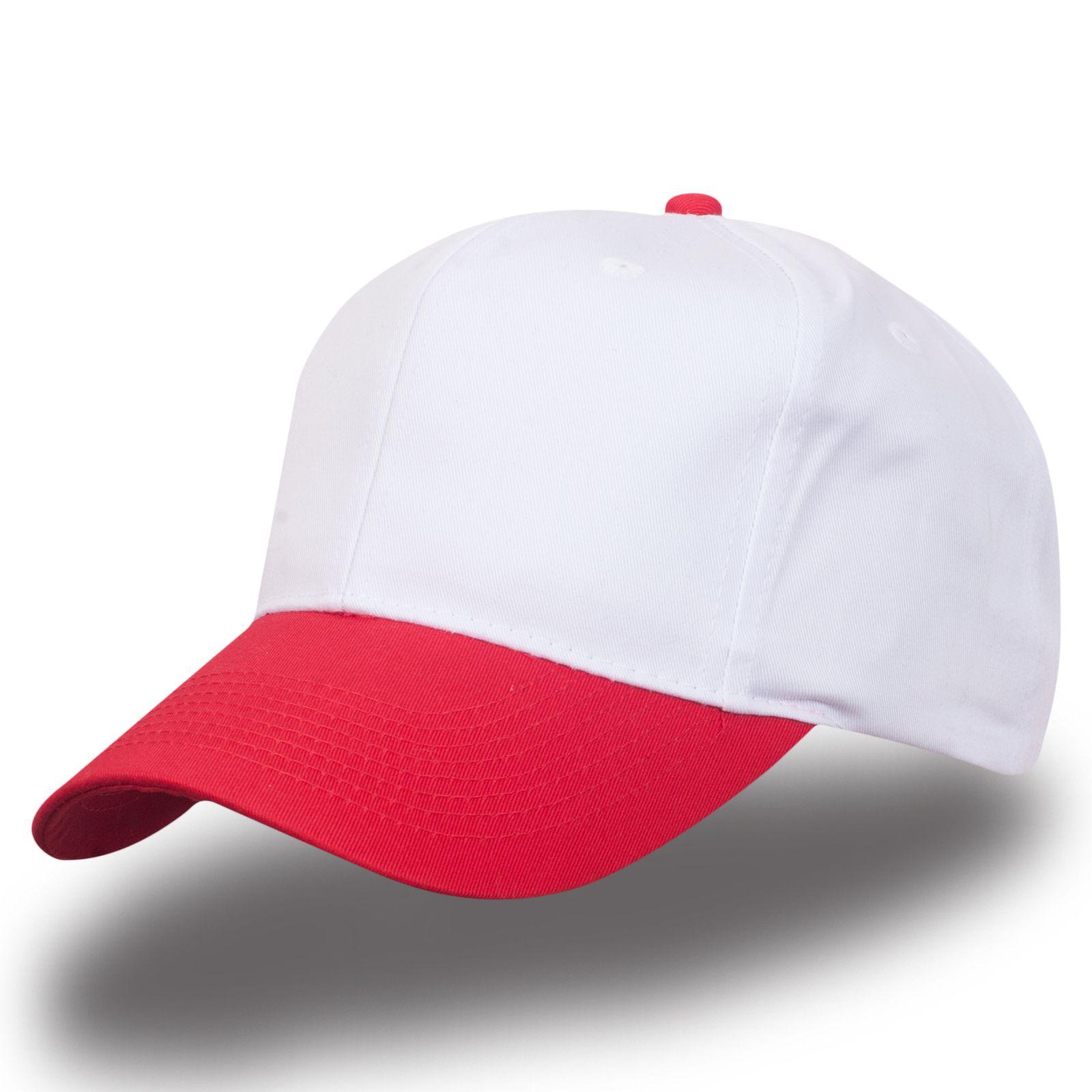 Простая белая кепка - купить в интернет-магазине с доставкой