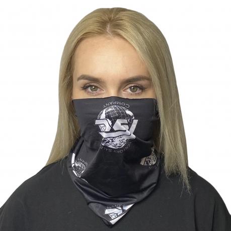 Противовирусная бафф-маска ISC