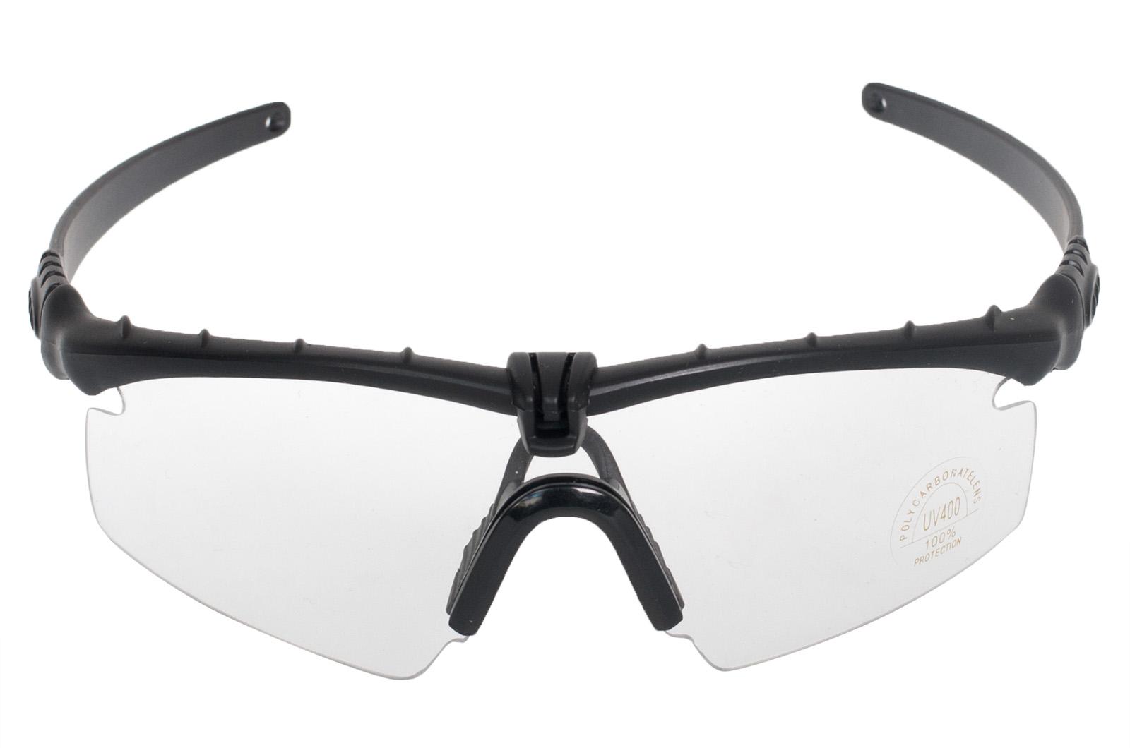 Прозрачные защитные очки  e555da22b5f0d