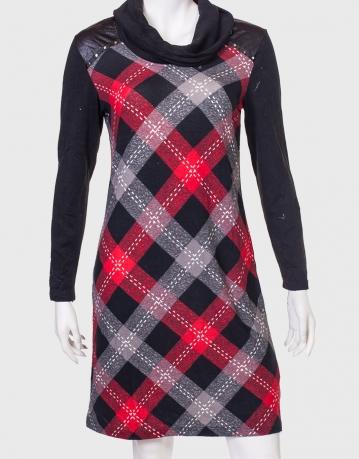 Прямое платье из трикотажа от Le Grenier