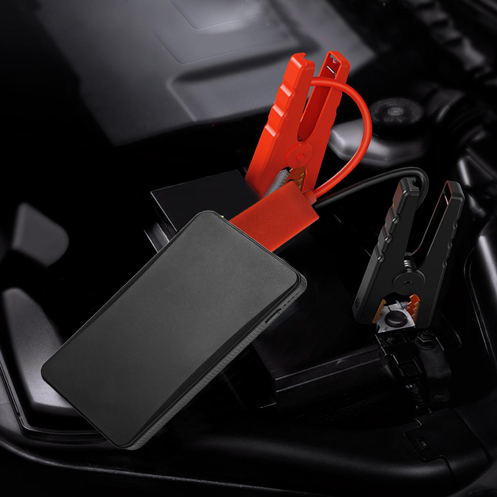 Пуско-зарядное устройство для автомобилей Trust Emergency 6000mAh Black