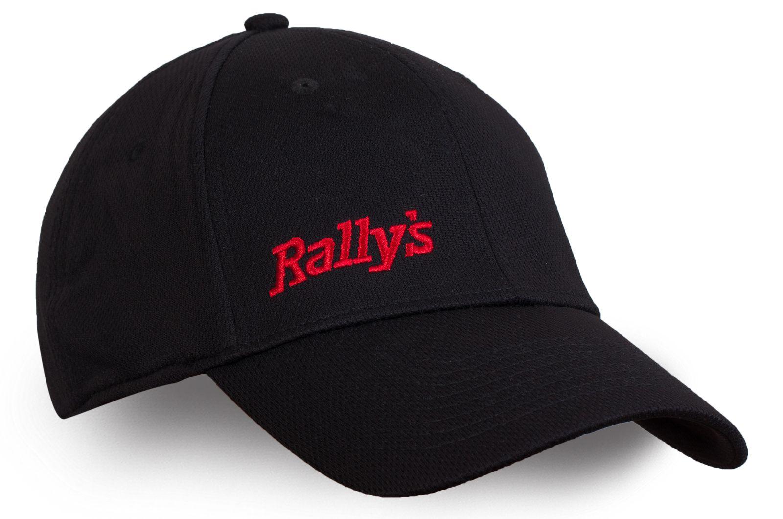Раллийная кепка - купить в интернет-магазине с доставкой