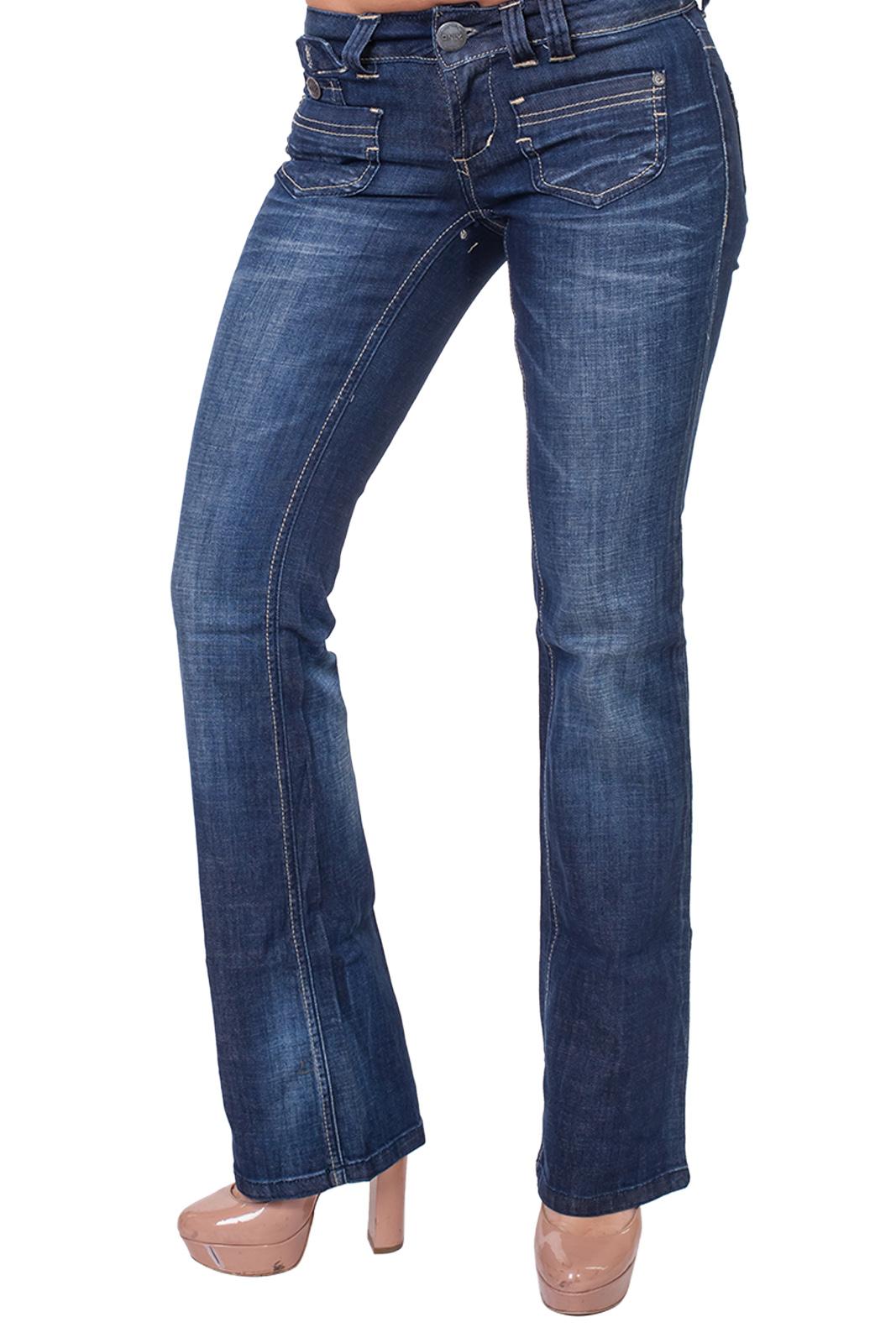 Купить в интернет магазине женские джинсы клеш