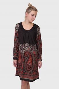 Раскованное и самодостаточное платье Rana.