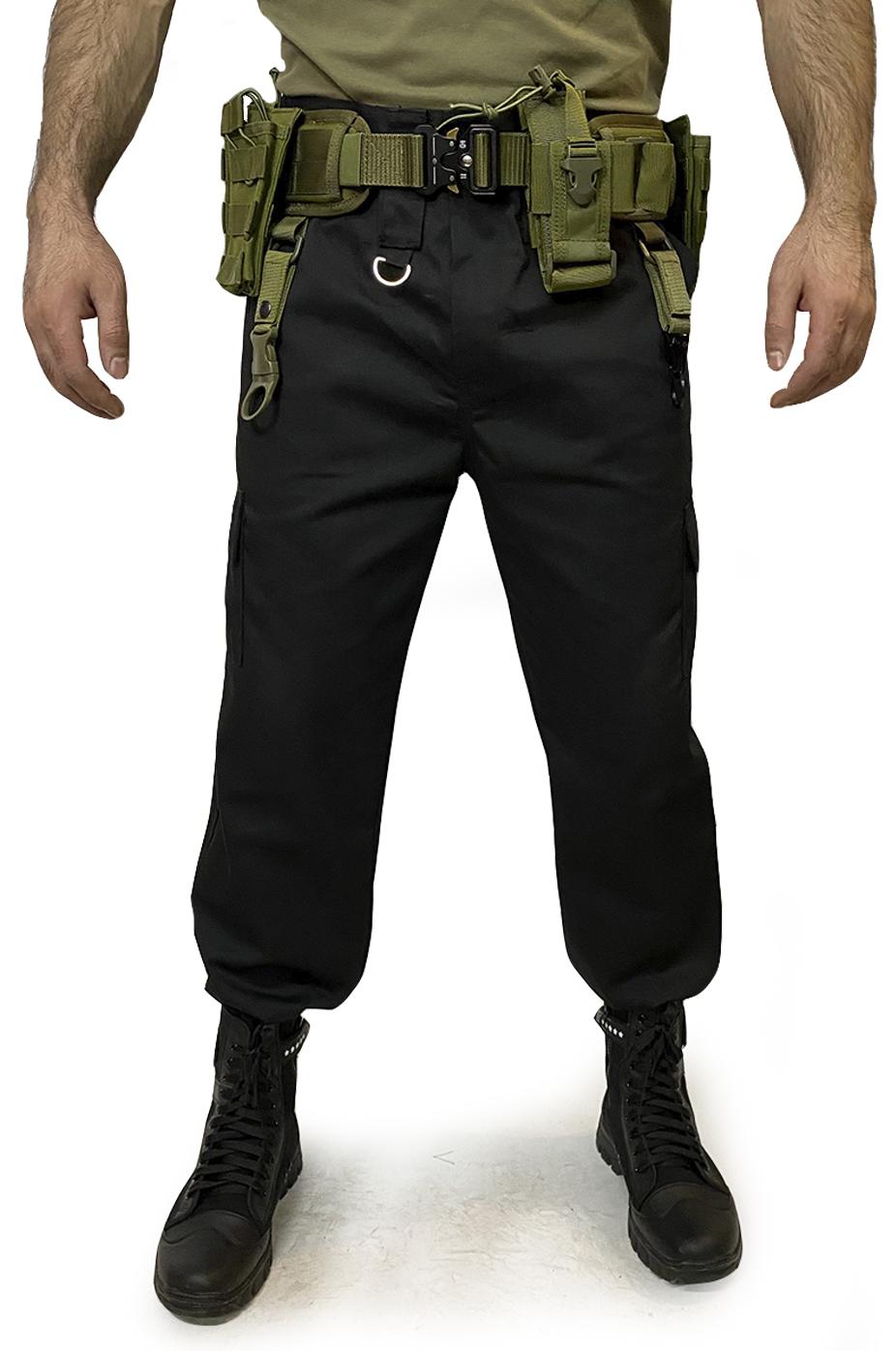 Разгрузочный бандаж (варбелт) с подсумками на фастексе Cobra (олива)