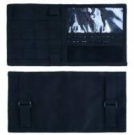 Разгрузочный чехол на солнезащитный козырек авто (черный)