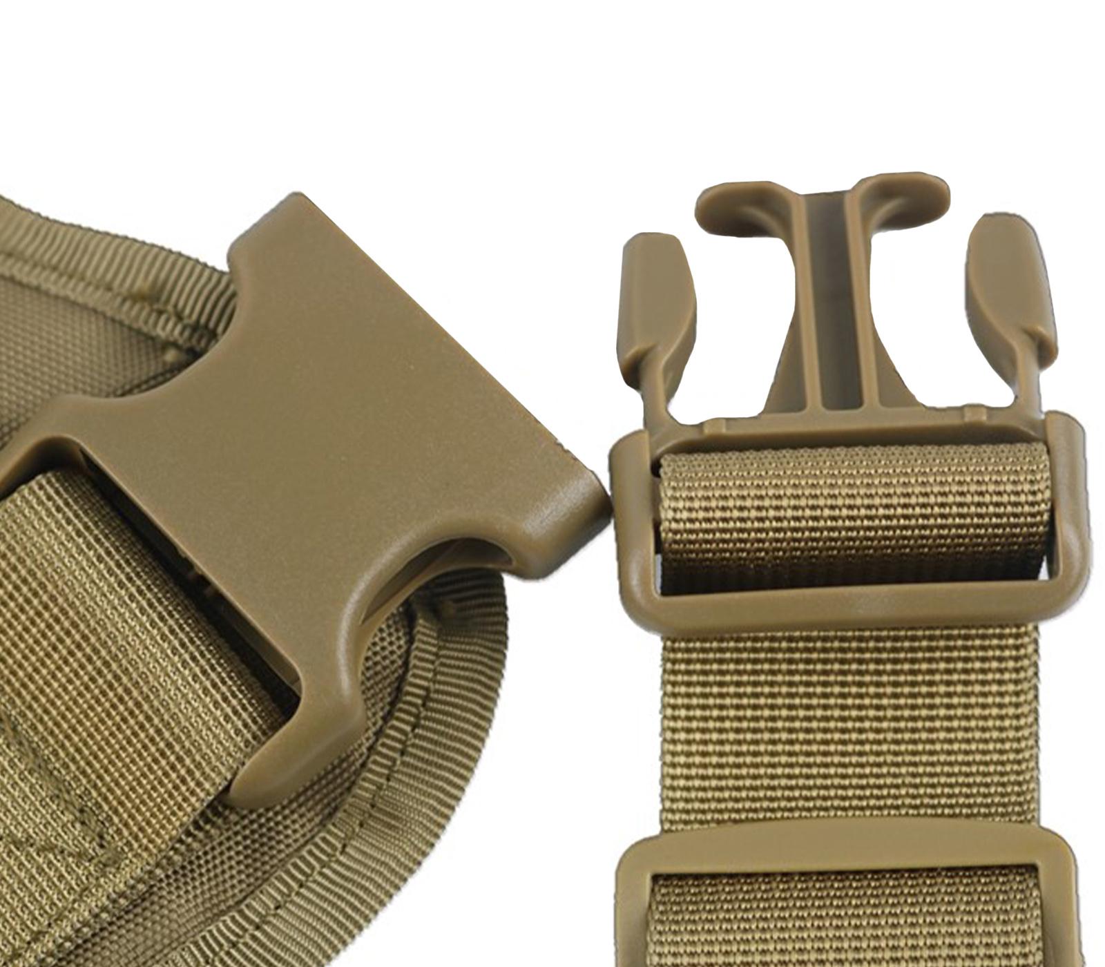 Разгрузочный жилет для собак K9 Tactical (хаки-олива)
