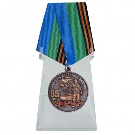 Редкая юбилейная награда ВДВ на подставке