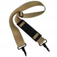 Регулируемая плечевая лямка для оружия и снаряжения (койот)