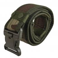 Регулируемый армейский ремень Utility Belt (Woodland)