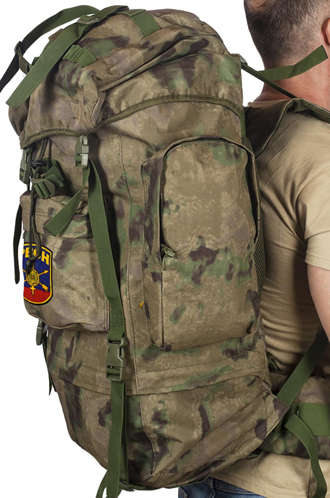 Рейдовый рюкзак РВСН камуфляж оптом в Военпро