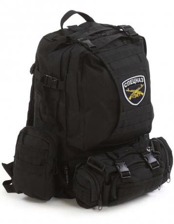 Рейдовый армейский рюкзак Assault СПЕЦНАЗ - купить онлайн