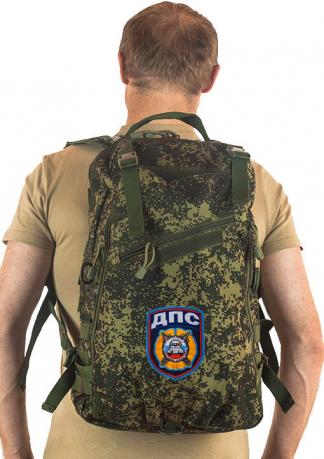 Рейдовый армейский рюкзак с нашивкой ДПС