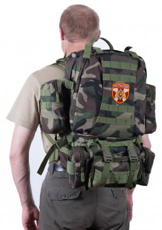 Рейдовый армейский рюкзак US Assault Росгвардия - купить выгодно