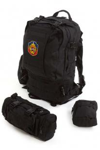 Рейдовый черный рюкзак Assault УГРО - заказать в подарок