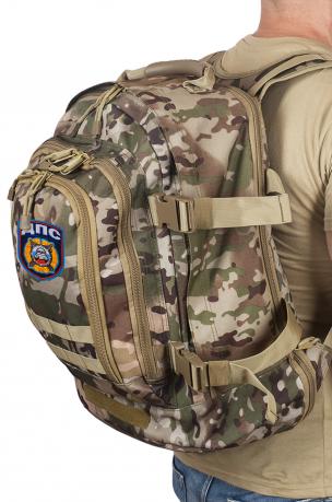 Рейдовый эргономичный рюкзак с нашивкой ДПС