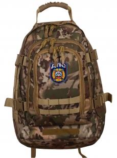 Рейдовый эргономичный рюкзак с нашивкой ДПС - купить по низкой цене